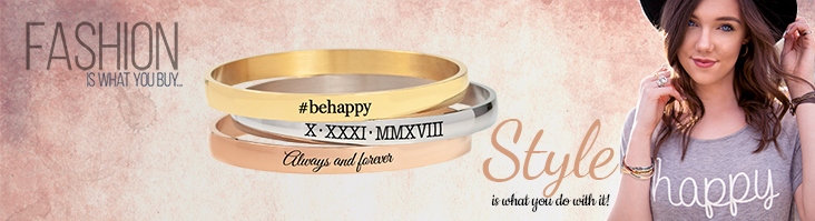 Personalized Bracelets For Her