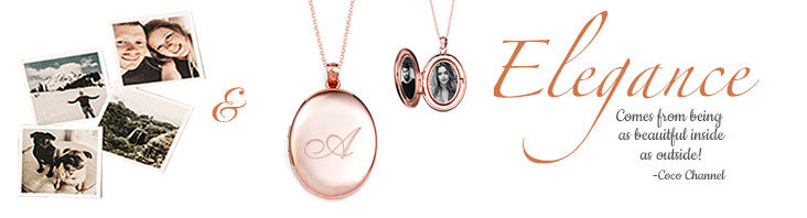 Engraved Lockets