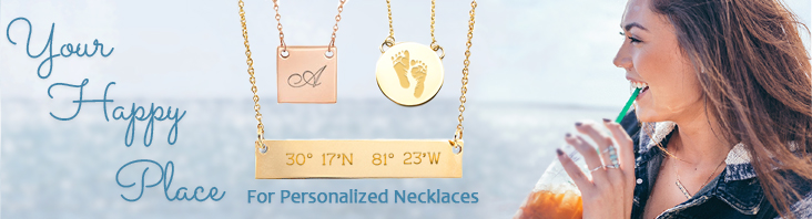 Engraved Necklaces