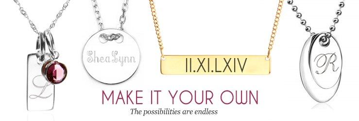 Personalized necklaces for her engraved necklaces for her engraved necklaces for her aloadofball Choice Image