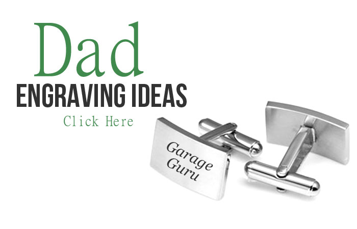 Dad Engraving Suggestions
