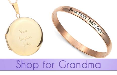 Shop for Grandma