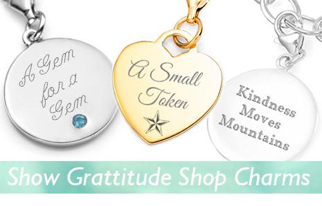 Grattitude Charms