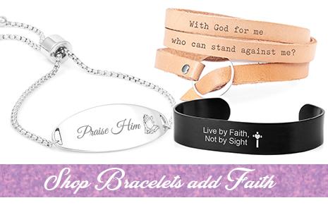 Shop Religious Bracelets