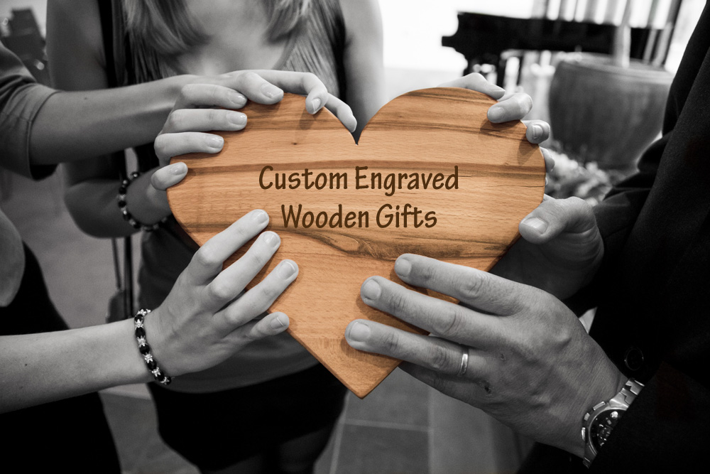 wooden engraved gifts