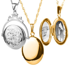 Engraved necklaces engraved lockets aloadofball Choice Image