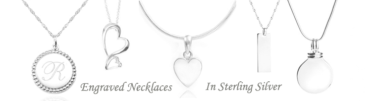Sterling silver necklaces sterling silver pendants sterling silver necklaces mozeypictures Choice Image