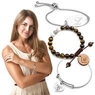engravable bracelets for her