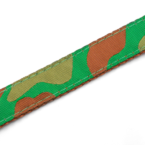 Forest Camo Bracelet with Safety ID Tag for Kids inset 3