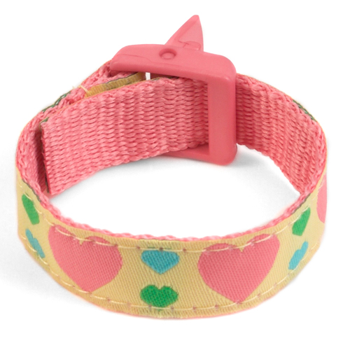 Sweetheart Bracelet with Safety ID Tag for Kids inset 2