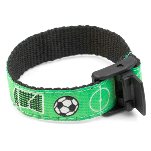 Goooal Bracelet with Safety ID Tag for Children inset 1