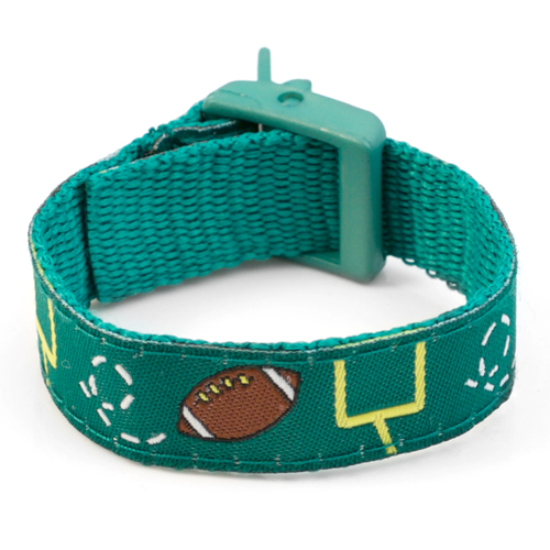 Touchdown Bracelet with Safety ID Tag inset 2