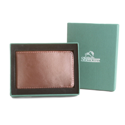 Ranger Personalized Genuine Leather Money Clip Wallet for Men inset 3
