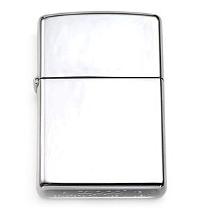 Polished Chrome Zippo Lighter inset 1