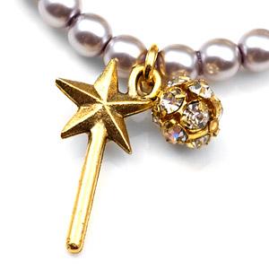 Wish 24K Gold Plated Charm Bracelets by John Wind inset 2