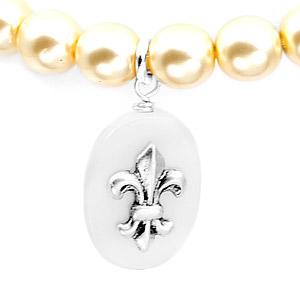 50 & Fabulous! Silver Plated Charm Bracelets by John Wind inset 2