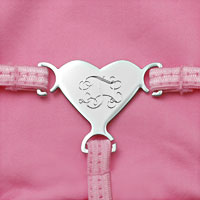 Engravable Initials G-String for Women inset 4