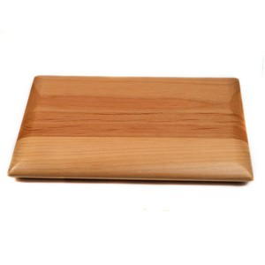 Wood Rectangular Plaque & Stand Gifts for Housewarming inset 1