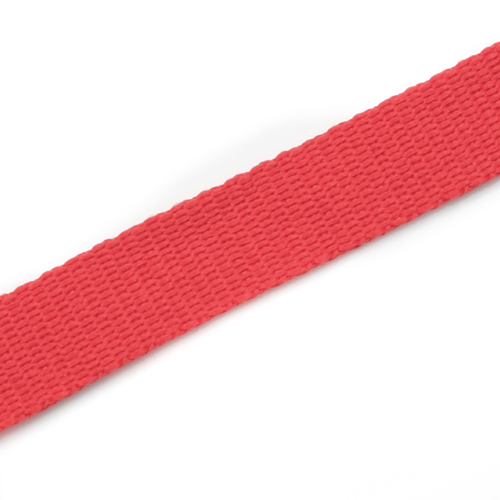 Red Strap for Slide On ID Tags LG Fits 4 - 8 Inch inset 3