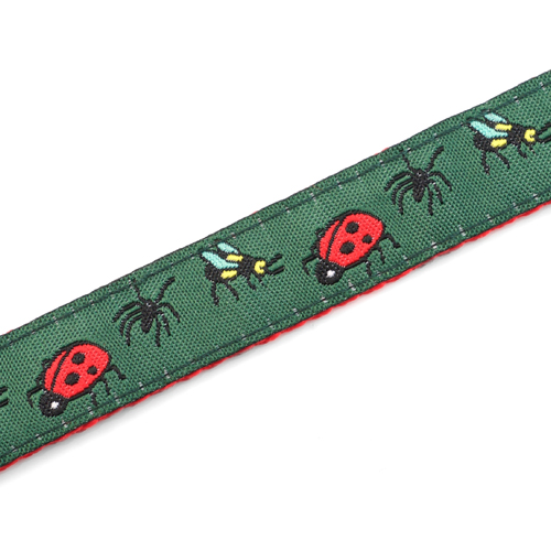 Bugs Strap for Slide On ID Tags LG Fits 4 - 8 Inch inset 2
