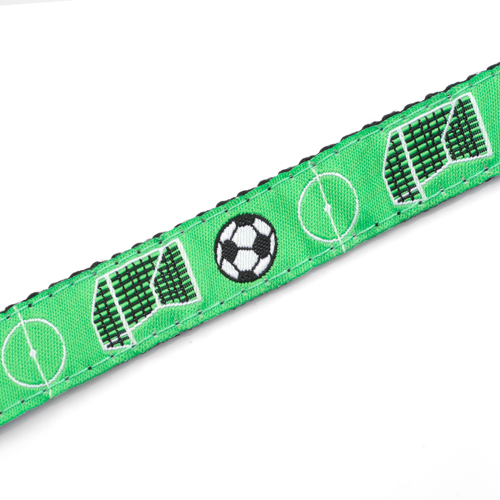 Soccer Strap for Slide On ID Tags LG Fits 4 - 8 Inch inset 3