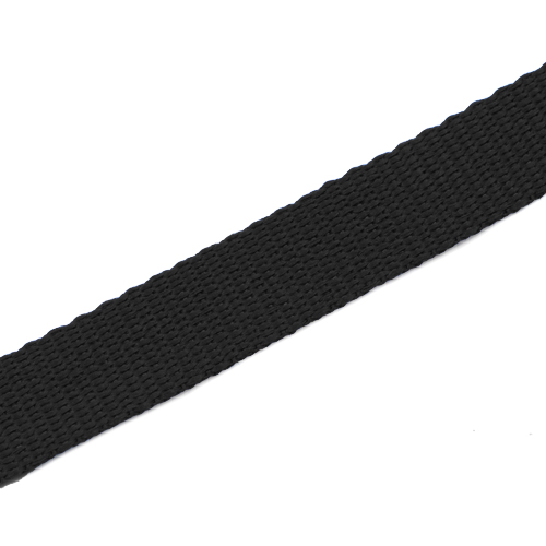 Black Strap for Slide On ID Tags SM Fits 4 - 6 Inch inset 3