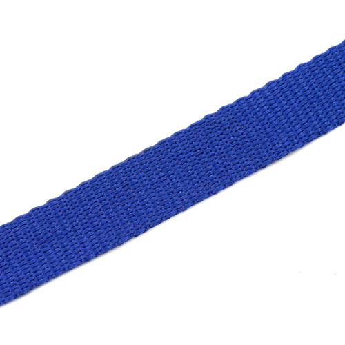 Blue Strap for Slide On ID Tags SM Fits 4 - 6 Inch inset 3