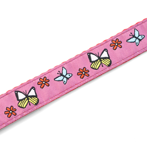 Butterfly Strap for Slide On ID Tags SM Fits 4 - 6 Inch inset 3
