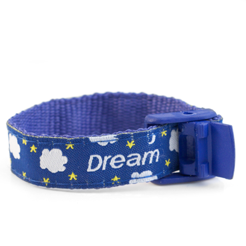 Dream Strap for Slide On ID Tags LG Fits 4 - 8 Inch inset 1