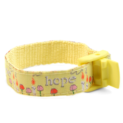 Large Hope Strap for Slide On ID Tags  inset 1