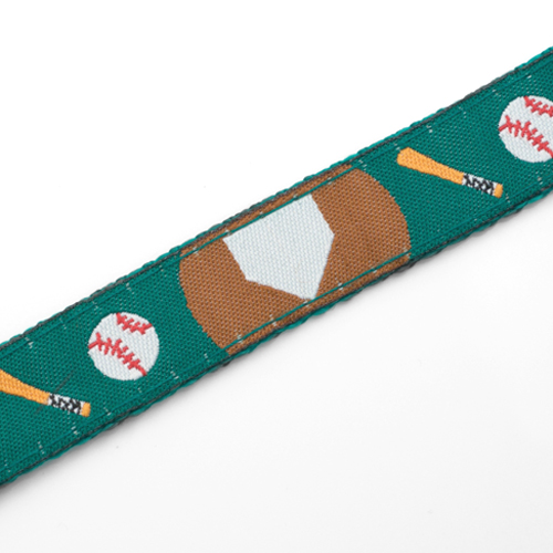 Baseball Strap for Slide On ID Tags SM Fits 4 - 6 Inch inset 3