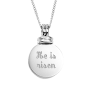 Be Fancy Custom Engraved Necklace