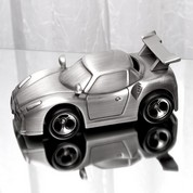 Personalized Gifts for Kids Custom Engraved Sports Car Coin Bank
