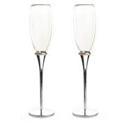 Champagne Glass Toasting Flutes