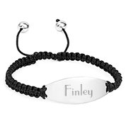 Chic Macrame Personalized Bracelet for Her