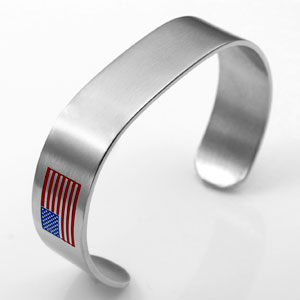 American Cuff Personalized Bracelets for Him
