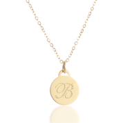 Minimalist Jewelry - Dainty Gold Personalized Necklace