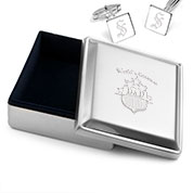 Square Personalized Gift Box