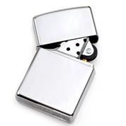Polished Chrome Zippo Lighter