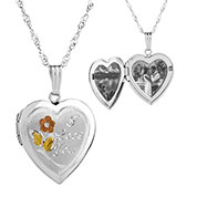 I Love You Personalized Locket