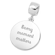 Sterling Silver Personalized Charm