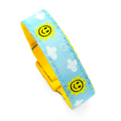 Sunny Sky Strap for Slide On ID Tags SM Fits 4 - 6 Inch