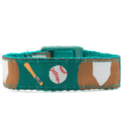 Baseball Strap for Slide On ID Tags LG Fits 4 - 8 Inch