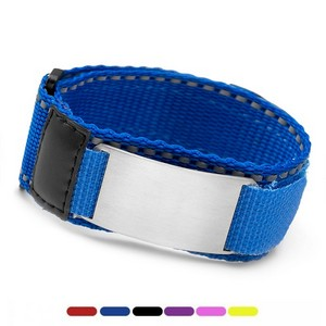 Personalized Sport Bracelet in Multiple Colors