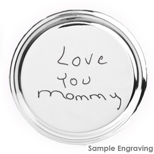 Engraved Handwriting Gifts Jewelry Box