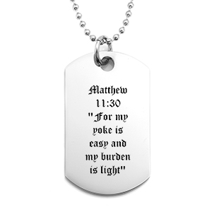 Custom Engraved Personalized Dog Tags