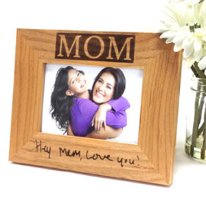 Custom Handwriting Gifts Picture Frame