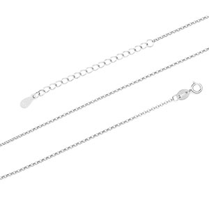 Sterling Silver Rolo Neck Chain 1.5mm