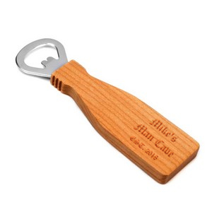 Maple Wooden Gifts Personalized Bottle Opener