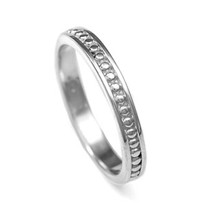 Custom Stackable Sterling Silver Rings